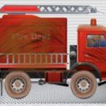 Emergency Vehicles Car Wash