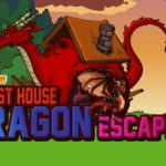 Forest House Dragon Escape Sivi