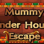 Sivi Mummy Under House Escape