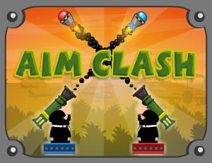 Aim Clash - Unblocked Games
