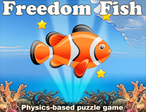 Freedom fish unblocked games for Unblocked fishing games