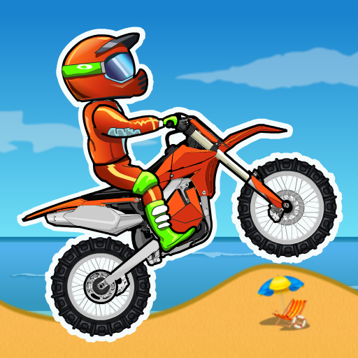 Moto Trial Racing 2: Two Players - Play Free Online Games