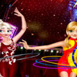 Princess In Circus Show