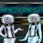 Princess Space Suit