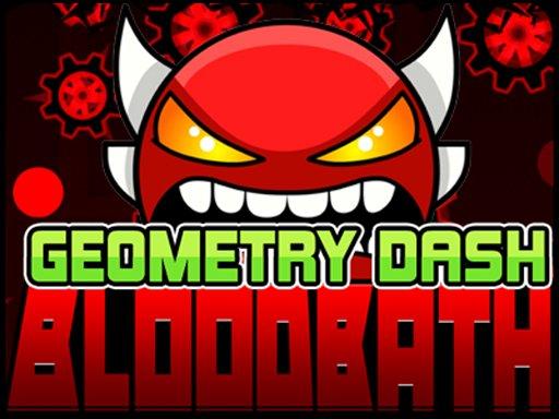 Geometry Dash Bloodbath Unblocked Games